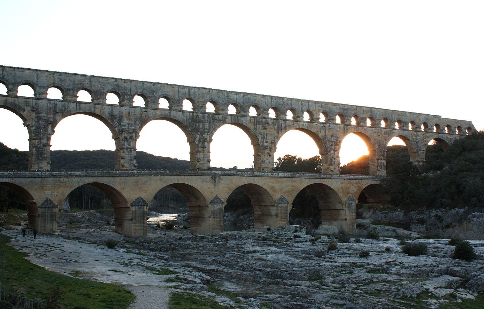 Pont du gard 08